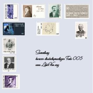 Sammlung kurzer deutscher Prosa 005 by Various