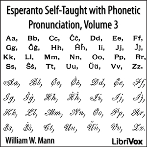 Esperanto Self-Taught with Phonetic Pron... by Mann, William W.