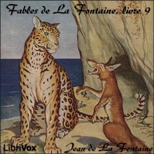 Fables de La Fontaine, livre 09 by La Fontaine, Jean de