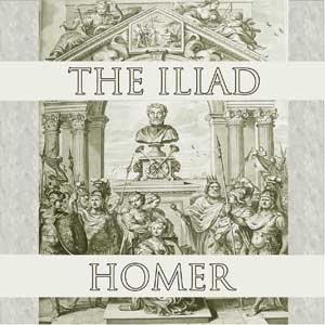 Iliad, The by Homer