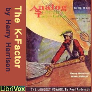 K-Factor, The by Harrison, Harry