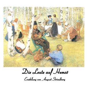 Leute auf Hemsö, Die by Strindberg, August
