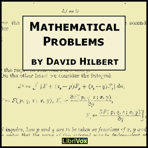 Mathematical Problems by Hilbert, David