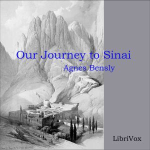 Our Journey to Sinai by Bensly, Agnes von Blomberg