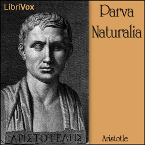 Parva Naturalia by Aristotle