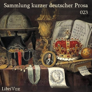 Sammlung kurzer deutscher Prosa 023 by Various