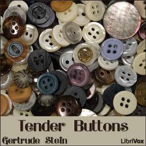 Tender Buttons by Stein, Gertrude
