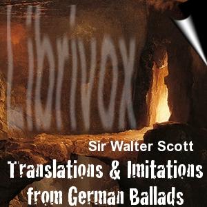 Translations & Imitations of German Ball... by Scott, Walter, Sir