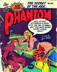 The Phantom: The Secret of the Ark: Issu... Volume Issue 949 by Falk, Lee