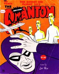 The Phantom: The Ghost on Flight 302: Is... Volume Issue 1048 by Falk, Lee