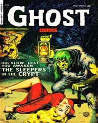 Ghost Comics : Issue 6 Volume Issue 6 by Fiction House