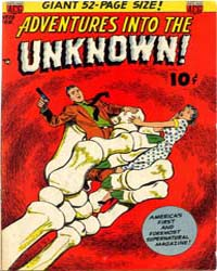 Adventures into the Unknown : Issue 28 Volume Issue 28 by American Comics Group/Acg