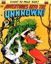 Adventures into the Unknown : Issue 32 Volume Issue 32 by American Comics Group/Acg