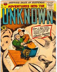 Adventures into the Unknown : Issue 69 Volume Issue 69 by American Comics Group/Acg