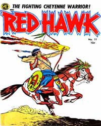 A-1 Comics : Red Hawk : Issue 90 Volume Issue 90 by Magazine Enterprises