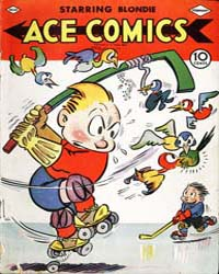 Ace Comics : Issue 23 Volume Issue 23 by King Features