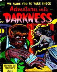 Adventures into Darkness : Issue 9 Volume Issue 9 by Better/Nedor/Standard/Pines Publications