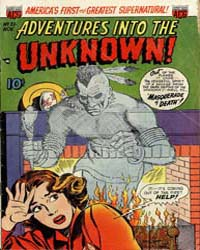 Adventures into the Unknown : Issue 37 Volume Issue 37 by American Comics Group/Acg