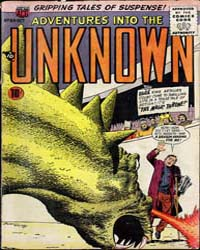 Adventures into the Unknown : Issue 89 Volume Issue 89 by American Comics Group/Acg