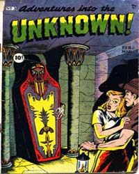 Adventures into the Unknown : Issue 3 Volume Issue 3 by American Comics Group/Acg