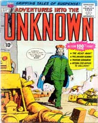 Adventures into the Unknown : Issue 100 Volume Issue 100 by American Comics Group/Acg