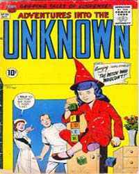 Adventures into the Unknown : Issue 101 Volume Issue 101 by American Comics Group/Acg