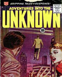 Adventures into the Unknown : Issue 111 Volume Issue 111 by American Comics Group/Acg