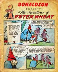 Adventures of Peter Wheat : Issue 12 Volume Issue 12 by Small Publishers