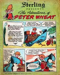 Adventures of Peter Wheat : Issue 20 Volume Issue 20 by Small Publishers