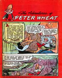 Adventures of Peter Wheat : Issue 37 Volume Issue 37 by Small Publishers