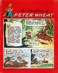Adventures of Peter Wheat : Issue 40 Volume Issue 40 by Small Publishers