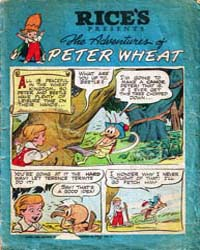 Adventures of Peter Wheat : Issue 47 Volume Issue 47 by Small Publishers