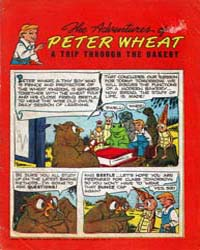 Adventures of Peter Wheat : Issue 55 Volume Issue 55 by Small Publishers