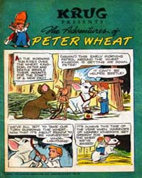 Adventures of Peter Wheat : Issue 56 Volume Issue 56 by Small Publishers