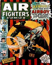 Air Fighters Comics : Vol. 1, Issue 4 Volume Vol. 1, Issue 4 by Hillman Periodicals
