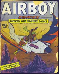 Airboy Comics : Vol. 2, Issue 11 Volume Vol. 2, Issue 11 by Biro, Charles