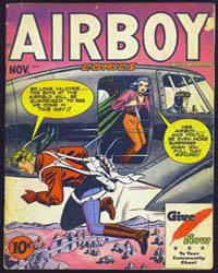 Airboy Comics : Vol. 4, Issue 10 Volume Vol. 4, Issue 10 by Biro, Charles