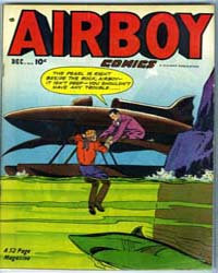 Airboy Comics : Vol. 7, Issue 11 Volume Vol. 7, Issue 11 by Biro, Charles