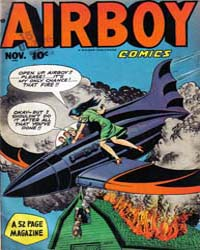 Airboy Comics : Vol. 5, Issue 10 Volume Vol. 5, Issue 10 by Biro, Charles