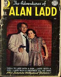 The Adventures of Alan Ladd No. 2: Issue... Volume Issue 2 by Dc Comics
