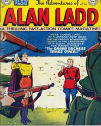 The Adventures of Alan Ladd No. 8: Issue... Volume Issue 8 by Dc Comics