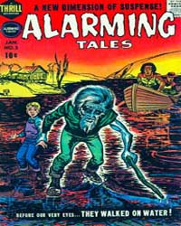 Alarming Tales : Issue 3 Volume Issue 3 by Harvey Comics