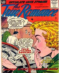 All True Romance : Issue 24 Volume Issue 24 by Ajax-Farrel Publications