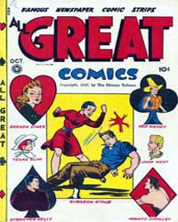 All Great Comics : Issue 14 Volume Issue 14 by Fox Feature Syndicate