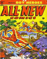 All-New Comics : Issue 11 Volume Issue 11 by Harvey Comics