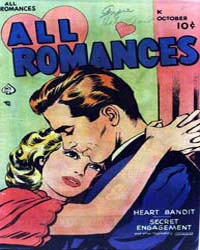 All Romance : Issue 2 Volume Issue 2 by Ace Comics