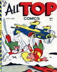 All Top Comics : Issue 6 Volume Issue 6 by Fox Feature Syndicate