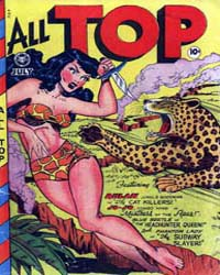 All Top Comics : Issue 12 Volume Issue 12 by Fox Feature Syndicate