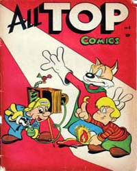 All Top Comics : Issue 6 Volume Issue 6 by All Top