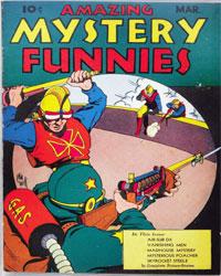 Amazing Mystery Funnies : Vol. 2, Issue ... Volume Vol. 2, Issue 3 by Centaur Publishing